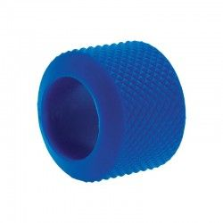 Ring knob fixed BRN-blue rubber sale online