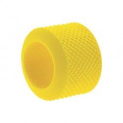 Ring manopola fixed BRN color giallo gomma vendita online