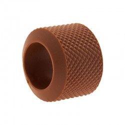 Ring manopola fixed BRN color marrone gomma vendita online