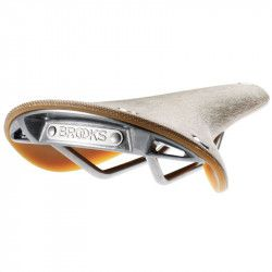 Saddle retrò Brooks Cambium C17 Natural shop online