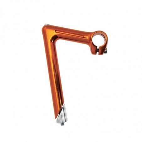 Piantone fixed arancio anodizzato per bicicletta accessori e ricambi online