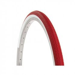 Tire for bike city bike 28 colored white / red shop online