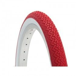 Cover 20 X 1.75 White/red BRN - 1