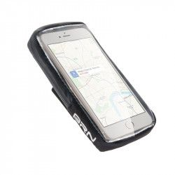 Large purse phone holder for bike mount online sale