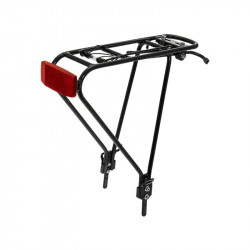 Rear luggage rack Condorino black shop online
