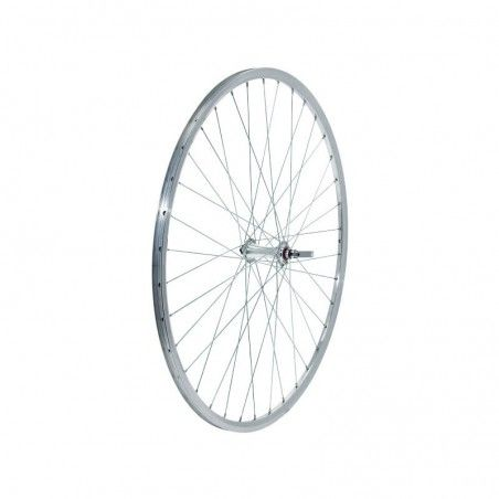 Coppia ruote bici Corsa Retrò in alluminio 28 cromato shop online
