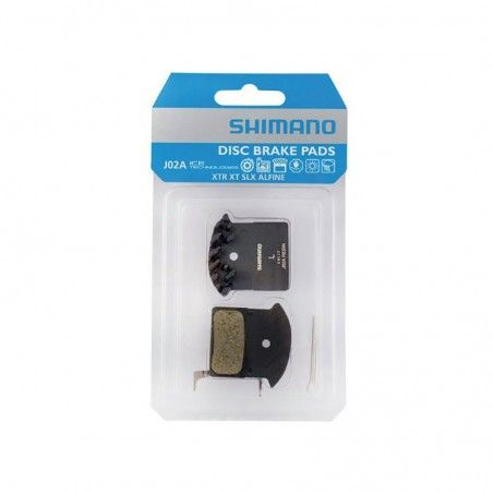 Organic couple pads Shimano XT / XTR / SLX