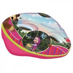 Bike helmet child Masha and Bear size fits sell online