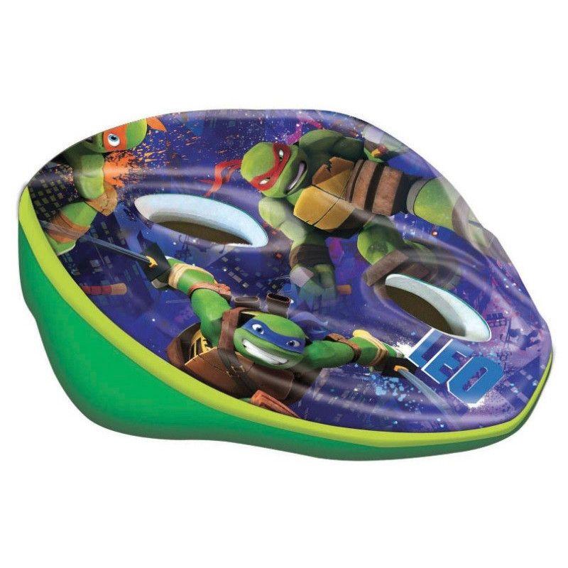 Casco Ninja Turtles taglia Unica  - 1