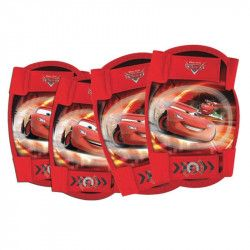 Kit protective elbow pads and knee pads Cars