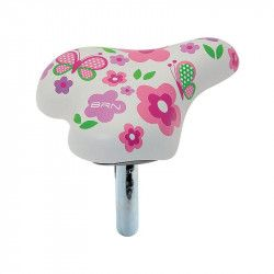 Saddle child 12-16 white flower with sleeve 22mm shop online