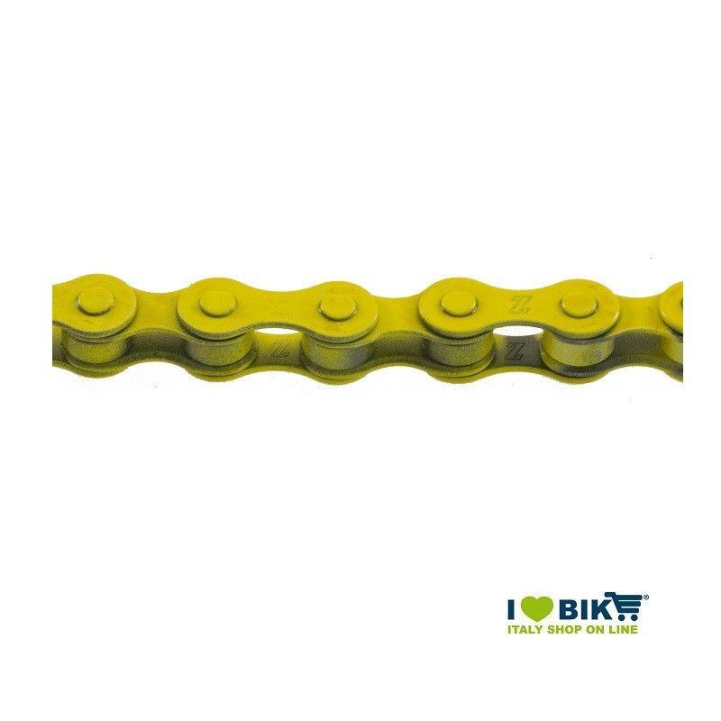 Catena 1 velocità gialla BONIN - 1