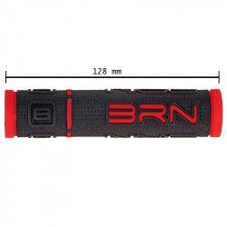 Coppia manopole BRN B-One Rosse BRN - 2