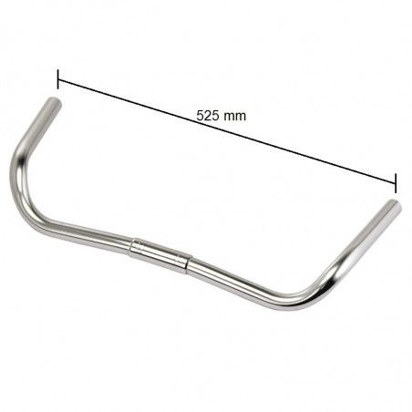 aluminum handlebars Torino model
