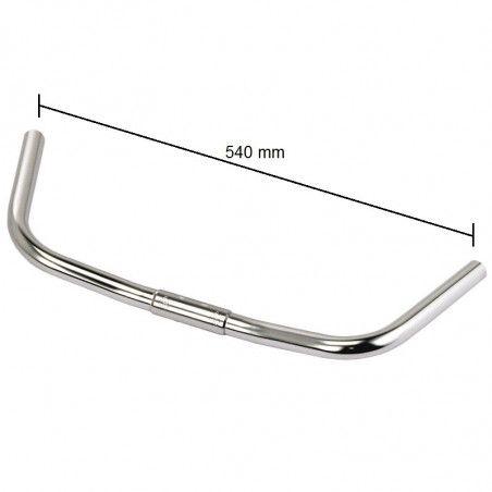 aluminum handlebars French model
