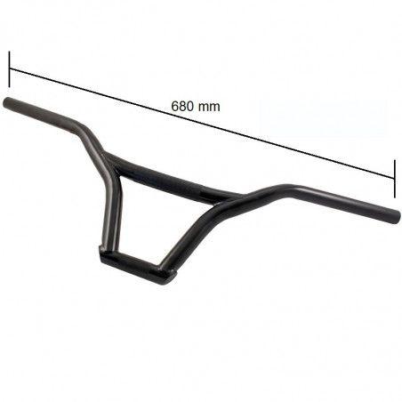 Manubrio bici BMX nero online shop