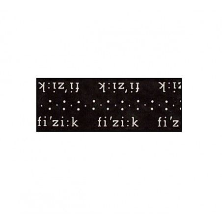 Handlebar Tape Fizik Microtex Soft Touch black logo