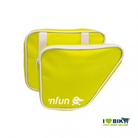 Borse laterali bici bimbo 'NFUN 'N BAGS Fluo Giallo online shop