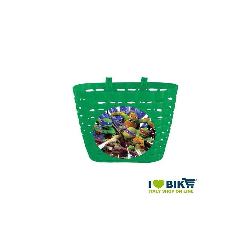 8a2098838325e Ninja turtles basket bike accessories online shop