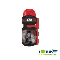 Borraccia per ciclo Star Wars con portaborraccia online shop