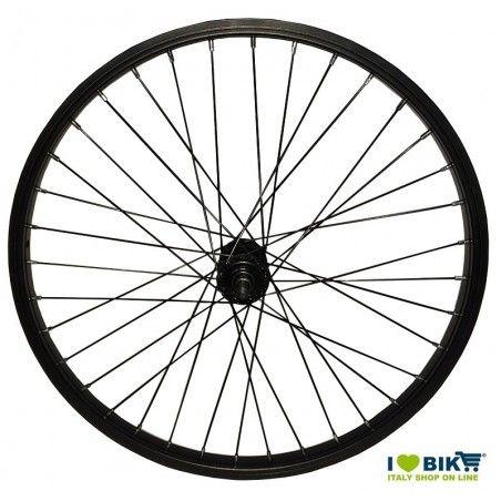 Mixed rear 1v Wheel 20 black
