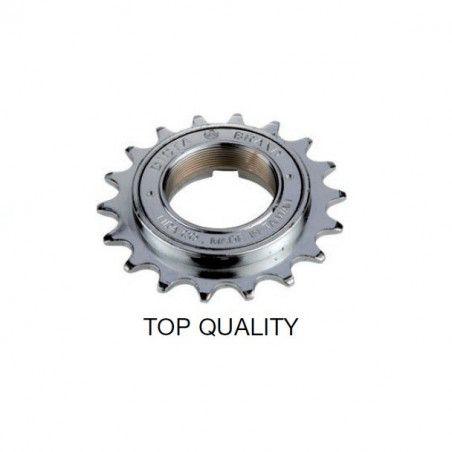simple freewheel 22 teeth chrome top quality online sale