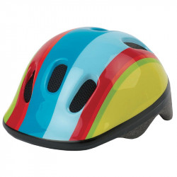 Bike Helmet Baby Guppy Rainbow size XXS online sale