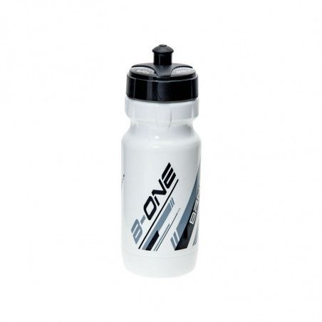 Borraccia per bicicletta BRN B-ONE 600 ml. - Bianca/Nera online shop