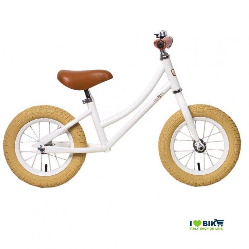 Bike without pedals Rebel Kidz Bianca BIKE PARTS - 1