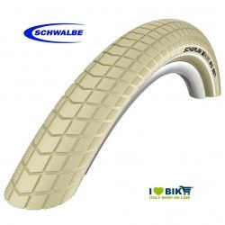 Copertone antiforo Schwalbe little Big Ben 700x38 crema online shop