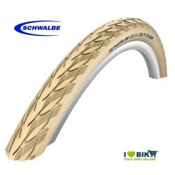 Tire puncture Schwalbe Delta Cruiser 26x1.3 / 8 Cream online shop
