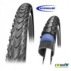 Bicycle tire puncture Schwalbe Marathon Plus Tour 26x2.00 online shop