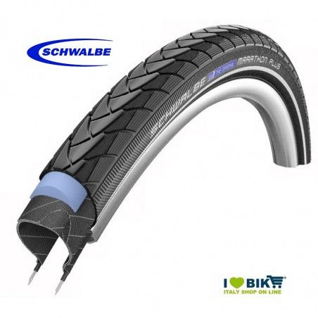 Coverage antiperforation bike Schwalbe MARATHON PLUS HS440 26x1.75 sale online