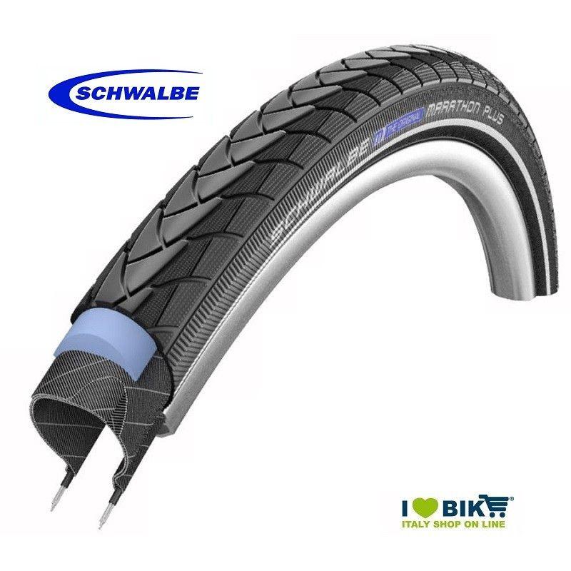 Copertura antiforo bici Schwalbe MARATHON PLUS HS440 700x25 vendita online