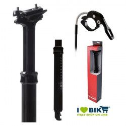 Sale online telescopic seatpost Tranzx hollow interior 31,6 mm MTB online shop