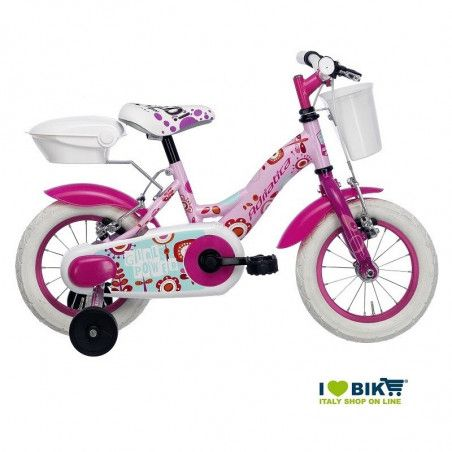 Girl 12 Bicicletta Bimba