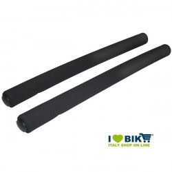 Couple knobs for bicycle sponge Ergotec long online shop