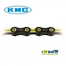 Catena per bicicletta MTB/Corsa KMC X11 SL 11 velocità nera / Giallo online shop