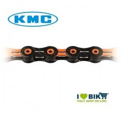 Chain Bicycle MTB / Racing KMC X11 SL 11speed Black / Orange online shop