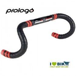 Nastro per bicicletta corsa Prologo OneTouch2 in gel Nero/Rosso online shop