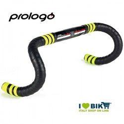 Nastro per bicicletta corsa Prologo OneTouch2 in gel Nero/Giallo Fluo online shop