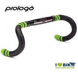 Bike race bar tape Prologue OneTouch 2 in gel Black / Green Fluo online shop