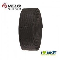 Nastro per bicicletta corsa Velo Silicon Touch gel nero online shop