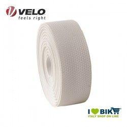 Nastro per bicicletta corsa Velo Silicon Touch gel bianco online shop
