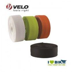 Nastro per bicicletta corsa Velo Silicon Touch gel arancio online shop
