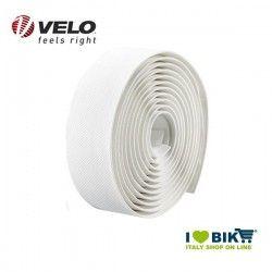 Nastro manubrio per bicicletta corsa Velo Diamond gel bianco online shop