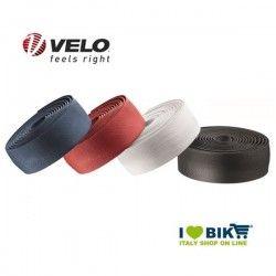 Nastro manubrio per bicicletta corsa Velo Diamond gel rosso online shop