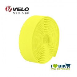 Handlebar tape for bike racing Velo Diamond gel Fluo Yellow online shop