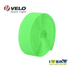 Handlebar tape for bike racing Velo Diamond gel Fluo Green online shop