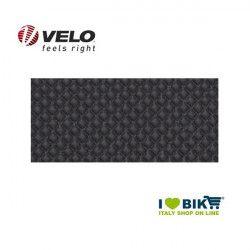 Handlebar tape Velo Gel Diamond Fluo Orange  - 2